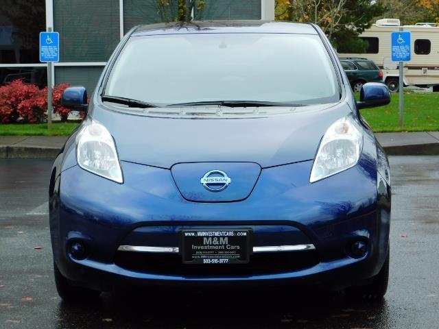 2016 Nissan Leaf S-24 / Backup camera / Quick Charge Port / 1-OWNER - Photo 5 - Portland, OR 97217