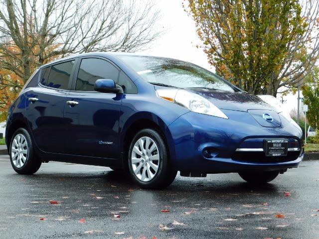 2016 Nissan Leaf S-24 / Backup camera / Quick Charge Port / 1-OWNER - Photo 2 - Portland, OR 97217