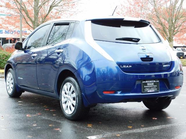 2016 Nissan Leaf S-24 / Backup camera / Quick Charge Port / 1-OWNER - Photo 7 - Portland, OR 97217