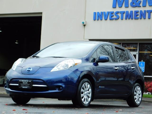 2016 Nissan Leaf S-24 / Backup camera / Quick Charge Port / 1-OWNER - Photo 49 - Portland, OR 97217