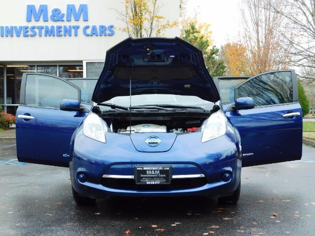 2016 Nissan Leaf S-24 / Backup camera / Quick Charge Port / 1-OWNER - Photo 33 - Portland, OR 97217