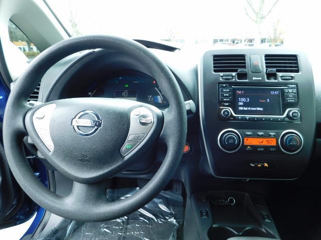 2016 Nissan Leaf S-24 / Backup camera / Quick Charge Port / 1-OWNER - Photo 21 - Portland, OR 97217