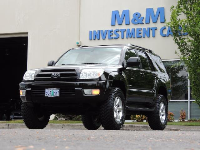 2003 Toyota 4Runner SR5 V6 / 4X4 / DIFF LOCK / LIFTED - Photo 44 - Portland, OR 97217