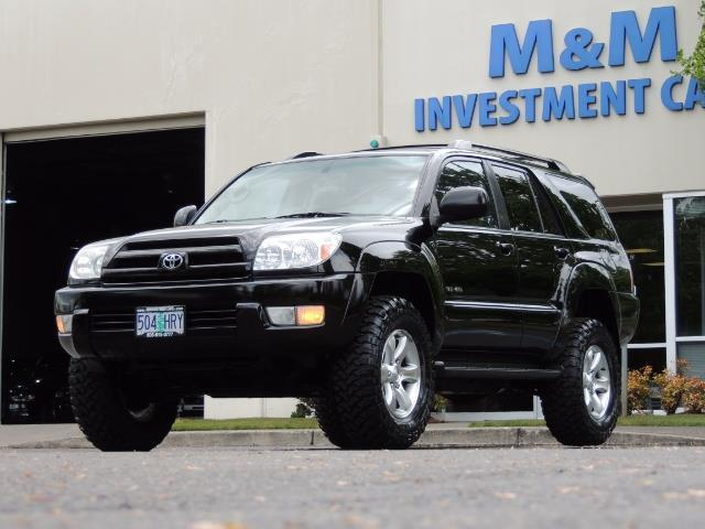 2003 Toyota 4Runner SR5 V6 / 4X4 / DIFF LOCK / LIFTED - Photo 1 - Portland, OR 97217