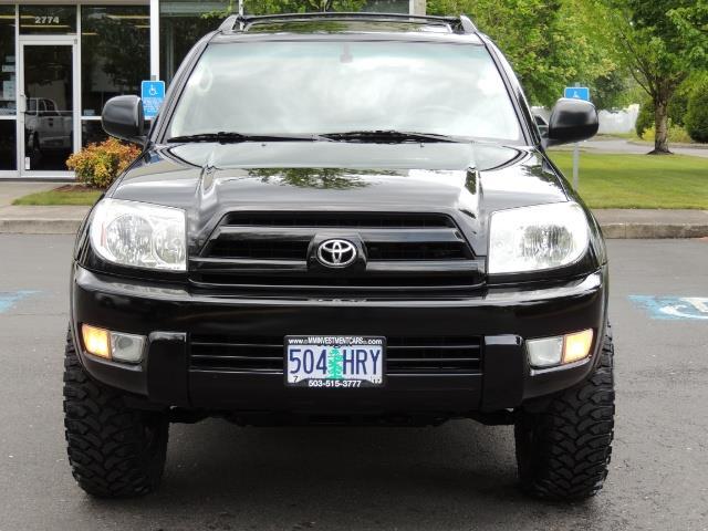 2003 Toyota 4Runner SR5 V6 / 4X4 / DIFF LOCK / LIFTED - Photo 5 - Portland, OR 97217