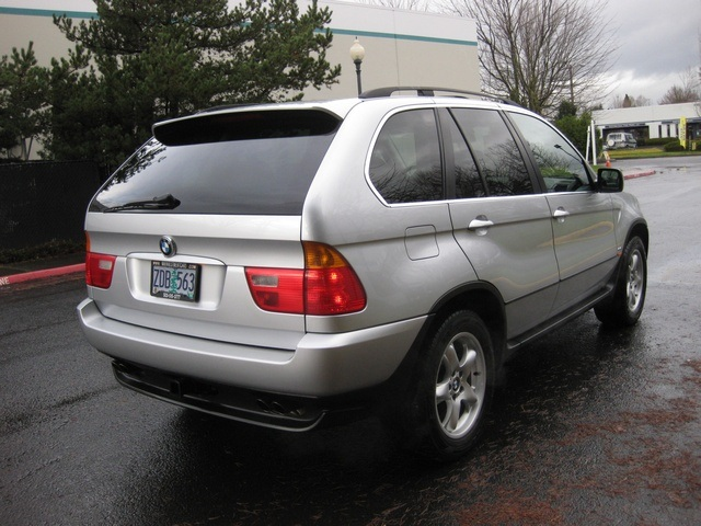 2002 Bmw X5 44iawd Premium Cold Weather Pkgs