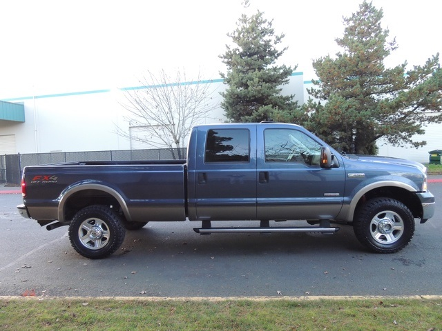 2006 Ford F 350 Super Duty Lariat 4x4 6 0 Diesel Long Bed