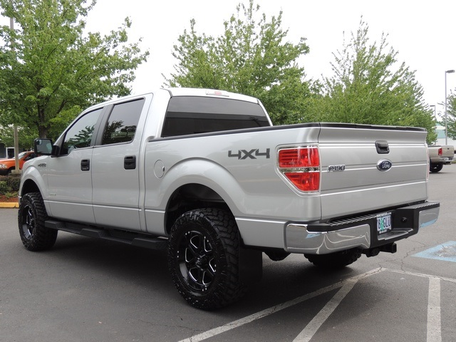 2013 Ford F 150 Xlt 4x4 6cyl Ecoboost Twin Turbo