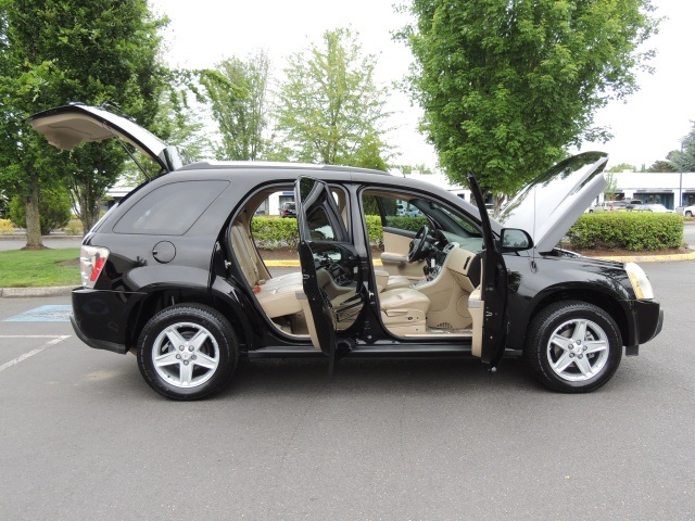 2005 Chevrolet Equinox LT / AWD / Leather / Sunroof / Excel Cond   Photo 30
