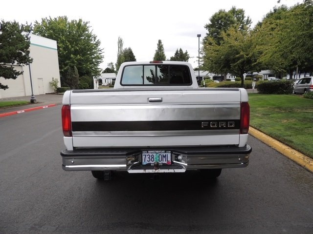 1996 Ford F-250 XLT/4X4/ 7.3L Turbo Diesel / Long Bed / Runs Excel - Photo 6 - Portland, OR 97217