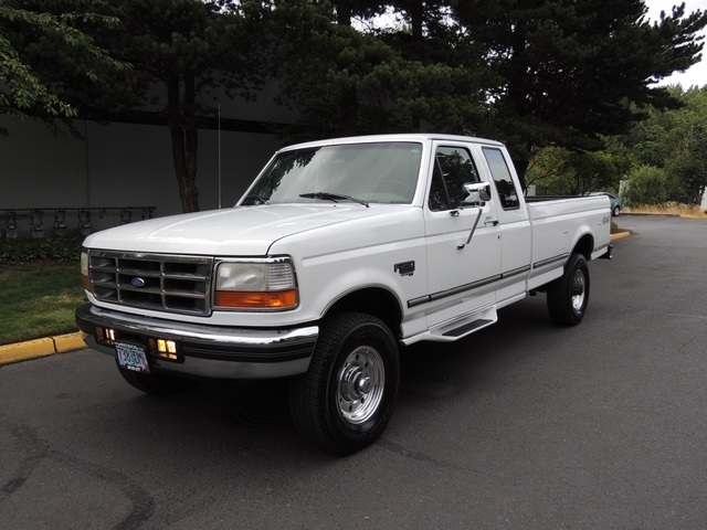 1996 Ford F-250 XLT/4X4/ 7.3L Turbo Diesel / Long Bed / Runs Excel - Photo 1 - Portland, OR 97217
