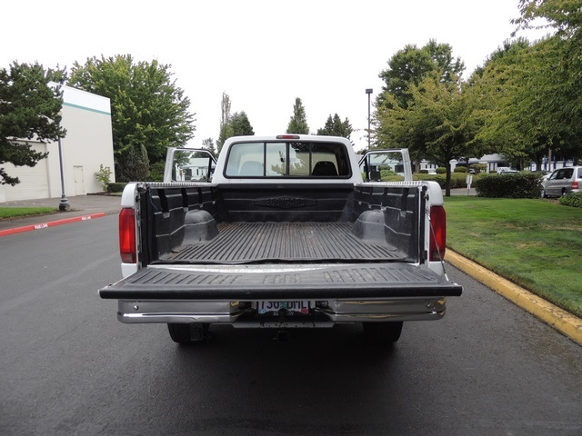 1996 Ford F-250 XLT/4X4/ 7.3L Turbo Diesel / Long Bed / Runs Excel - Photo 14 - Portland, OR 97217