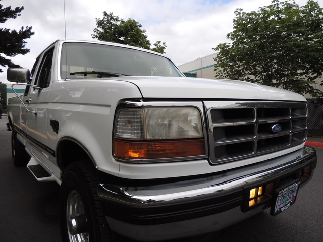 1996 Ford F-250 XLT/4X4/ 7.3L Turbo Diesel / Long Bed / Runs Excel - Photo 32 - Portland, OR 97217