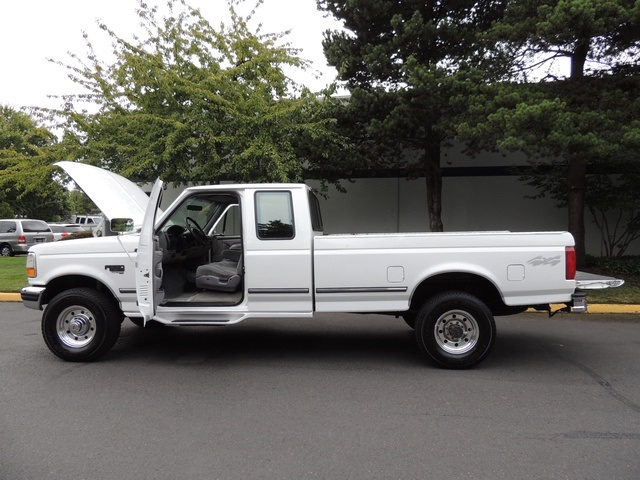 1996 Ford F-250 XLT/4X4/ 7.3L Turbo Diesel / Long Bed / Runs Excel - Photo 12 - Portland, OR 97217