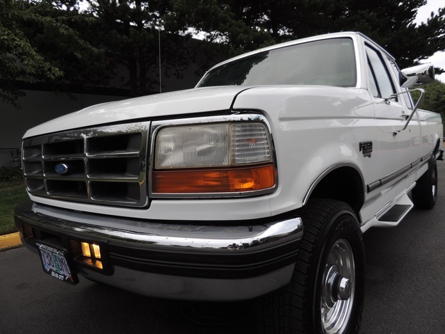 1996 Ford F-250 XLT/4X4/ 7.3L Turbo Diesel / Long Bed / Runs Excel - Photo 31 - Portland, OR 97217