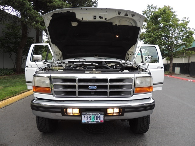 1996 Ford F-250 XLT/4X4/ 7.3L Turbo Diesel / Long Bed / Runs Excel - Photo 18 - Portland, OR 97217