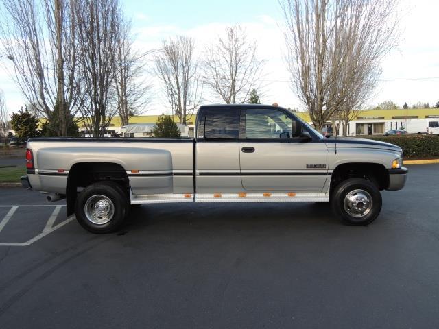 1997 Dodge Ram 3500 DUALLY 4X4 12-valve CUMMINS Diesel 5-SPEED MANUAL