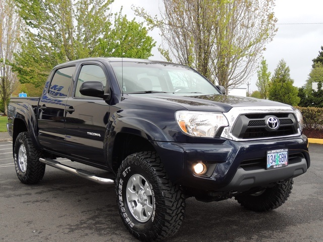 2013 toyota tacoma v6 crew cab 4x4 lifted lifted. Black Bedroom Furniture Sets. Home Design Ideas