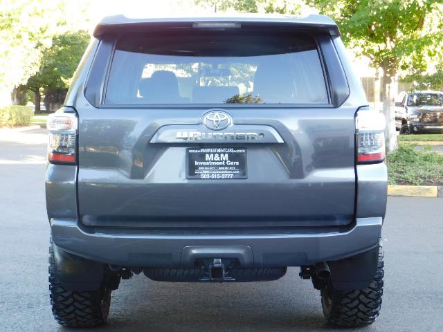 2016 Toyota 4Runner SR5 / 4WD / Sport Utility / LIFTED LIFTED - Photo 6 - Portland, OR 97217
