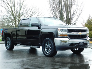 2017 Chevrolet Silverado 1500 LT / Crew Cab / 6.5Ft / 4WD / LIFTED LIFTED Truck