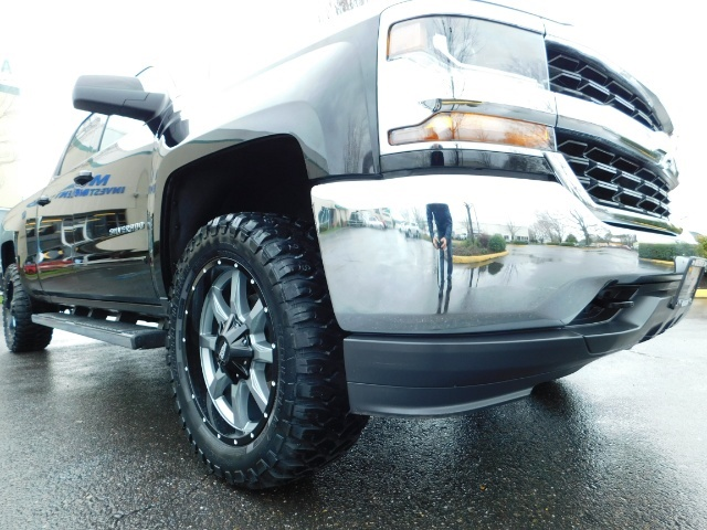 2017 Chevrolet Silverado 1500 LT / Crew Cab / 6.5Ft / 4WD / LIFTED LIFTED - Photo 10 - Portland, OR 97217