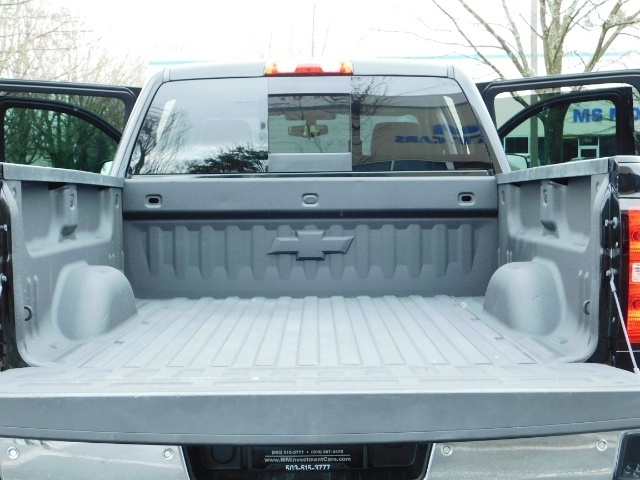 2017 Chevrolet Silverado 1500 LT / Crew Cab / 6.5Ft / 4WD / LIFTED LIFTED - Photo 22 - Portland, OR 97217
