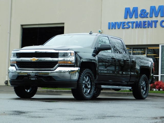 2017 Chevrolet Silverado 1500 LT / Crew Cab / 6.5Ft / 4WD / LIFTED LIFTED - Photo 45 - Portland, OR 97217