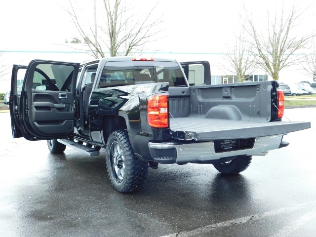 2017 Chevrolet Silverado 1500 LT / Crew Cab / 6.5Ft / 4WD / LIFTED LIFTED - Photo 27 - Portland, OR 97217