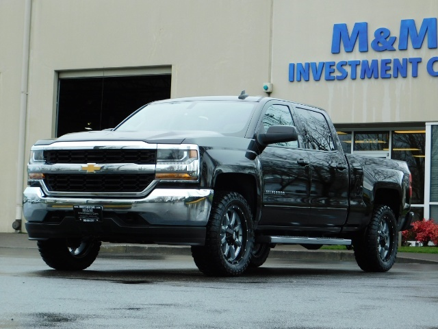 2017 Chevrolet Silverado 1500 LT / Crew Cab / 6.5Ft / 4WD / LIFTED LIFTED - Photo 44 - Portland, OR 97217