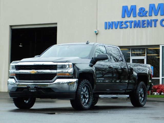 2017 Chevrolet Silverado 1500 LT / Crew Cab / 6.5Ft / 4WD / LIFTED LIFTED - Photo 43 - Portland, OR 97217