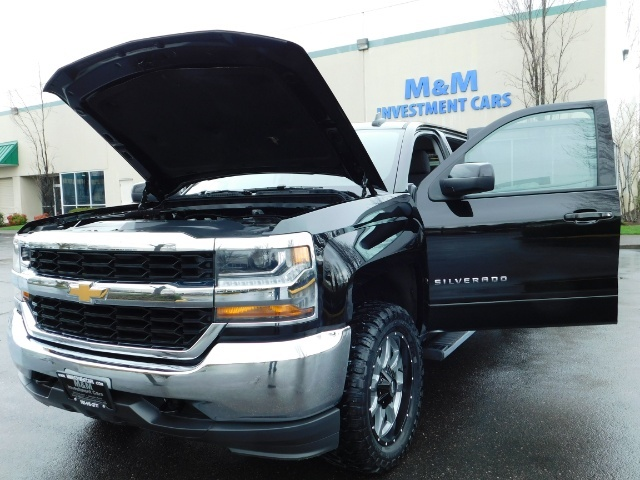 2017 Chevrolet Silverado 1500 LT / Crew Cab / 6.5Ft / 4WD / LIFTED LIFTED - Photo 25 - Portland, OR 97217