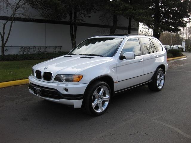 2001 Bmw X5 4 4i Awd Suv Winter Prm Pkgs 8is Kit