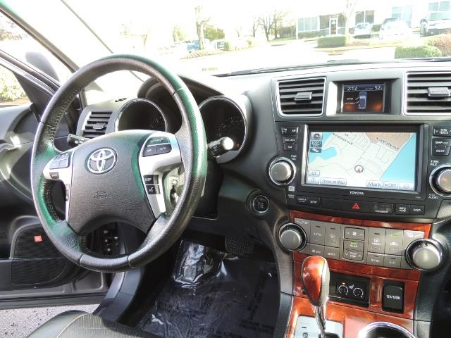2012 Toyota Highlander Limited All Wheel Drive Navigation Camera Loaded - Photo 37 - Portland, OR 97217