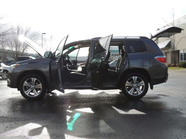 2012 Toyota Highlander Limited All Wheel Drive Navigation Camera Loaded - Photo 23 - Portland, OR 97217