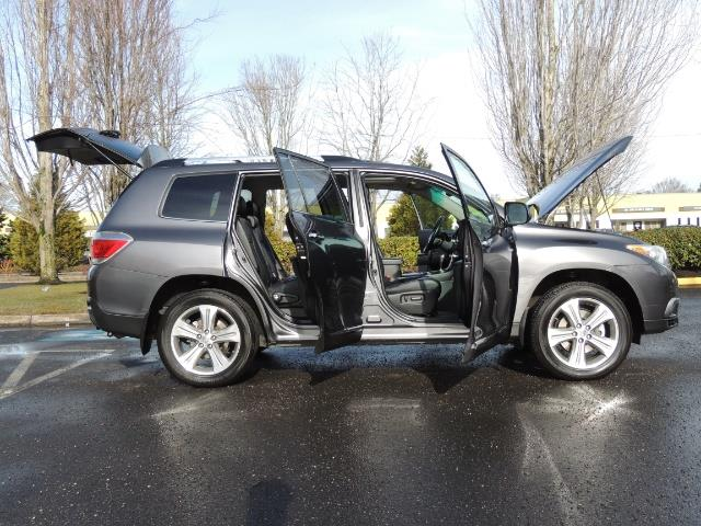 2012 Toyota Highlander Limited All Wheel Drive Navigation Camera Loaded - Photo 24 - Portland, OR 97217