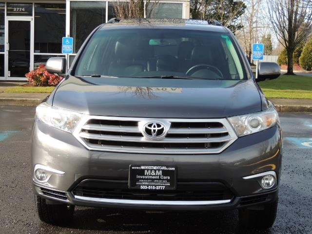 2012 Toyota Highlander Limited All Wheel Drive Navigation Camera Loaded - Photo 5 - Portland, OR 97217