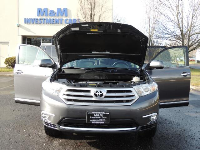 2012 Toyota Highlander Limited All Wheel Drive Navigation Camera Loaded - Photo 26 - Portland, OR 97217