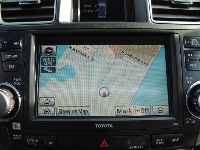 2012 Toyota Highlander Limited All Wheel Drive Navigation Camera Loaded - Photo 34 - Portland, OR 97217