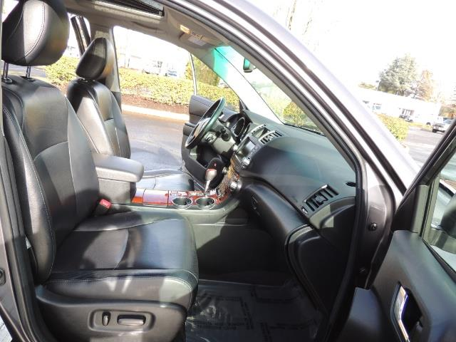 2012 Toyota Highlander Limited All Wheel Drive Navigation Camera Loaded - Photo 19 - Portland, OR 97217