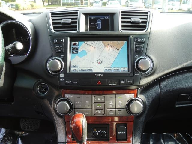 2012 Toyota Highlander Limited All Wheel Drive Navigation Camera Loaded - Photo 21 - Portland, OR 97217