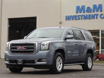 2016 GMC Yukon SLT / 4WD / Navigation / Blind Spot Alert /1-Owner SUV
