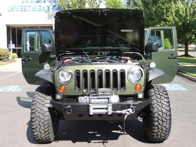 "2008 Jeep Wrangler Unlimited Rubicon 4DR 4WD SoundSystem / LIFTED 35 "" - Photo 11 - Portland, OR 97217"