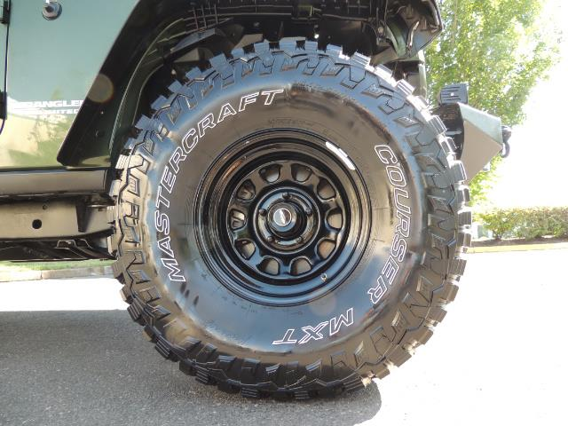 "2008 Jeep Wrangler Unlimited Rubicon 4DR 4WD SoundSystem / LIFTED 35 "" - Photo 43 - Portland, OR 97217"