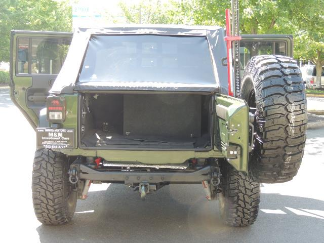 "2008 Jeep Wrangler Unlimited Rubicon 4DR 4WD SoundSystem / LIFTED 35 "" - Photo 12 - Portland, OR 97217"