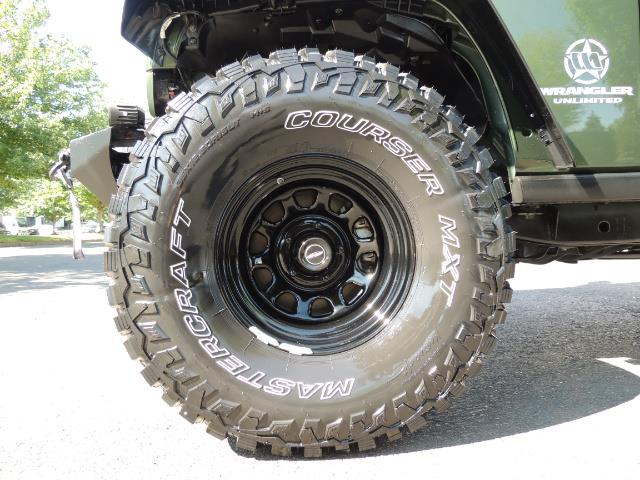 "2008 Jeep Wrangler Unlimited Rubicon 4DR 4WD SoundSystem / LIFTED 35 "" - Photo 37 - Portland, OR 97217"