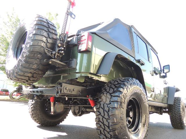 "2008 Jeep Wrangler Unlimited Rubicon 4DR 4WD SoundSystem / LIFTED 35 "" - Photo 24 - Portland, OR 97217"