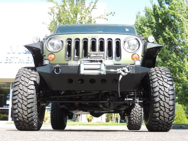 "2008 Jeep Wrangler Unlimited Rubicon 4DR 4WD SoundSystem / LIFTED 35 "" - Photo 21 - Portland, OR 97217"