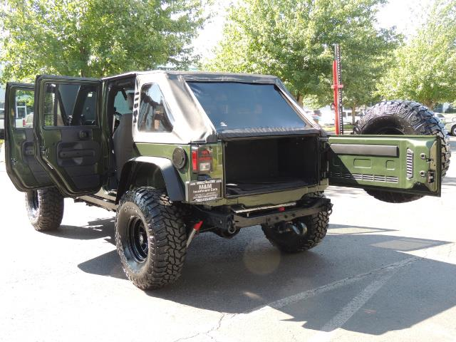 "2008 Jeep Wrangler Unlimited Rubicon 4DR 4WD SoundSystem / LIFTED 35 "" - Photo 28 - Portland, OR 97217"