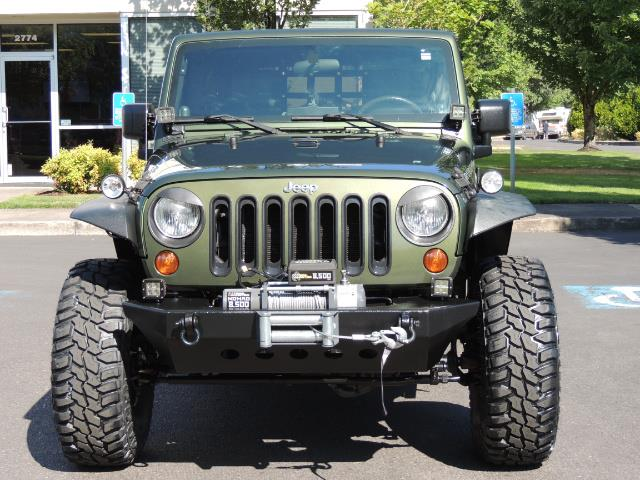 "2008 Jeep Wrangler Unlimited Rubicon 4DR 4WD SoundSystem / LIFTED 35 "" - Photo 5 - Portland, OR 97217"
