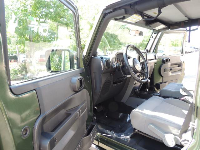 "2008 Jeep Wrangler Unlimited Rubicon 4DR 4WD SoundSystem / LIFTED 35 "" - Photo 15 - Portland, OR 97217"
